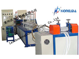 Foam stick/strip production line