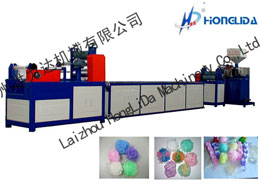 Bathed Ball Net Production Line