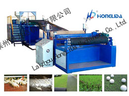 Plastic Net Production Line